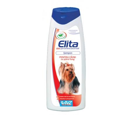 Sampon Elita pentru caini cu par lung 270 ml