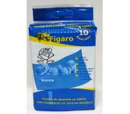 Covor absorbant pentru caini Figaro, 60x90cm, 10 bucati