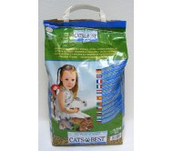 Asternut igienic pentru pisici CAT'S BEST OKO PLUS 10L