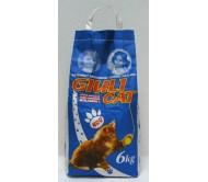 NISIP pentru pisici GIULI Cat 6 KG