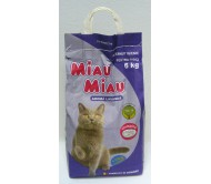 NISIP pentru pisici MIAU MIAU LAVANDA 6KG
