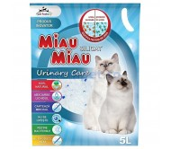 NISIP SILICATIC MIAU MIAU URINARY CARE 5L