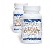 RX Vitamins Hepato Support 180 capsule