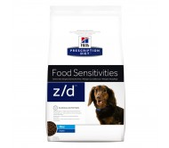 Hill's PD z/d Food Sensitivities Mini hrana pentru caini 1.5 kg