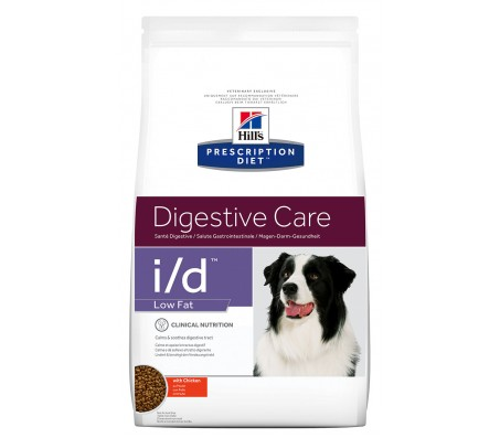 Hill's Prescription Diet Canine i/d LOW FAT 12 kg