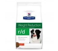 Hill's PD r/d Weight Reduction hrana pentru caini 4 kg
