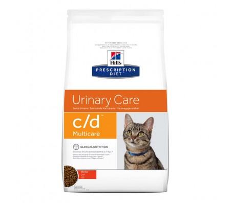 Hill's PD c/d Urinary Care hrana pentru pisici 5 kg
