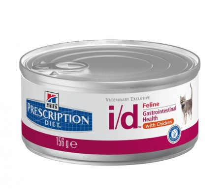 Hill's Prescription Diet Feline i/d 156 g