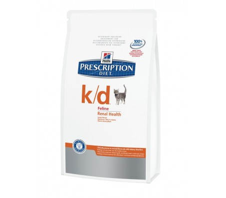 Hill's Prescription Diet Feline k/d 1,5 kg