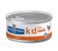 Hill's Prescription Diet Feline k/d 156 g