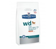 Hill's Prescription Diet Canine w/d 12 kg