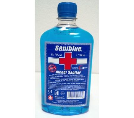 Alcool Sanitar Dezinfectant 0,5 l