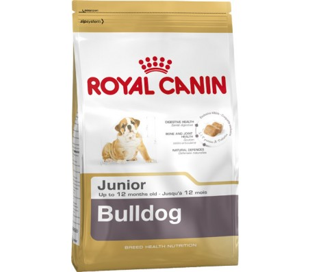 Royal Canin Bulldog Junior 3 kg
