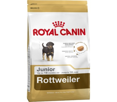 Royal Canin Rottweiler Junior 1 kg
