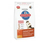 Hill's Science Plan Feline Adult Hairball 5 kg