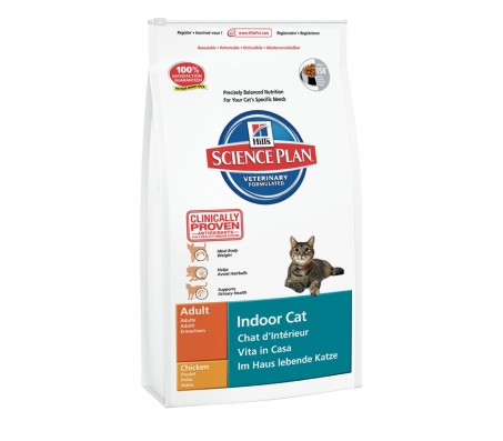 Hill's Science Plan Feline Adult Indoor Cat 300 g