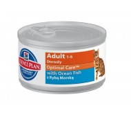 Hill's Science Plan Feline Adult cu Peste Oceanic 156 g