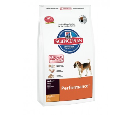 Hill's Science Plan Canine Adult Performance 12 kg