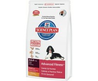 Hill's Science Plan Canine Adult Talie Medie cu pui 12 kg
