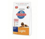 Hill's Science Plan Canine Mature Adult 7+ Senior Light cu pui 12 kg
