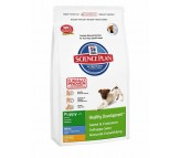 Hill's Science Plan Canine Puppy Healthy Development Mini cu pui 7,5 kg