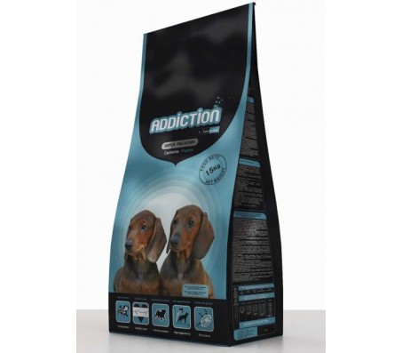 ADDICTION DOG Junior 3kg