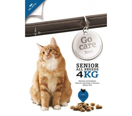 Go Care Royal CAT Senior 4Kg