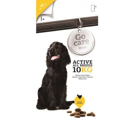 Go Care Royal Adult Complet Activ 10Kg