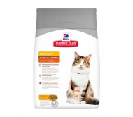 Hill's SP Adult Urinary and Hairball hrana pentru pisici 3 kg