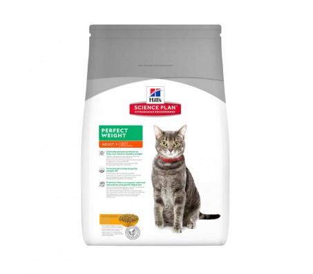 Hill's SP Perfect Weight Adult hrana pentru pisici 3 kg