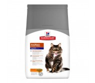 Hill's SP Mature Adult 7 Plus Hairball Control hrana pentru pisici 1.5 kg
