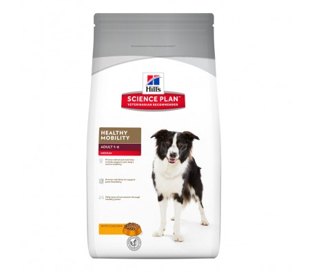 Hill's SP Adult Healthy Mobility Medium hrana pentru caini 3 kg