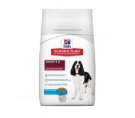 Hill's SP Adult Advanced Fitness hrana pentru caini cu ton si orez 3 kg