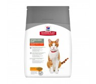 Hill's SP Sterilised Cat Young Adult hrana pentru pisici cu pui 8 kg