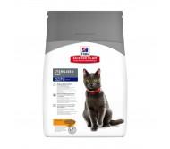 Hill's SP Mature Adult Sterilised Cat hrana pentru pisici cu pui 3.5 kg