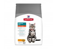 Hill's SP Adult Indoor Cat hrana pentru pisici 4 kg
