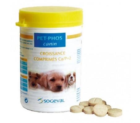 PET PHOS CA / P 2 X 100 Tablete